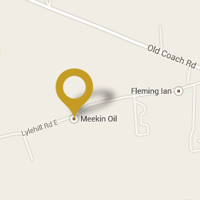Meekin Coal Google Map